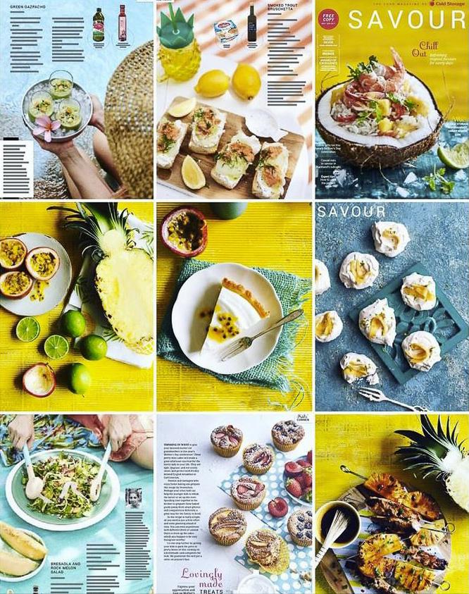 Clara Luboff Food Styling
