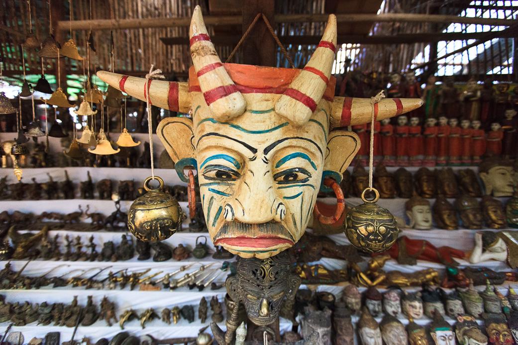 Scary souvenirs