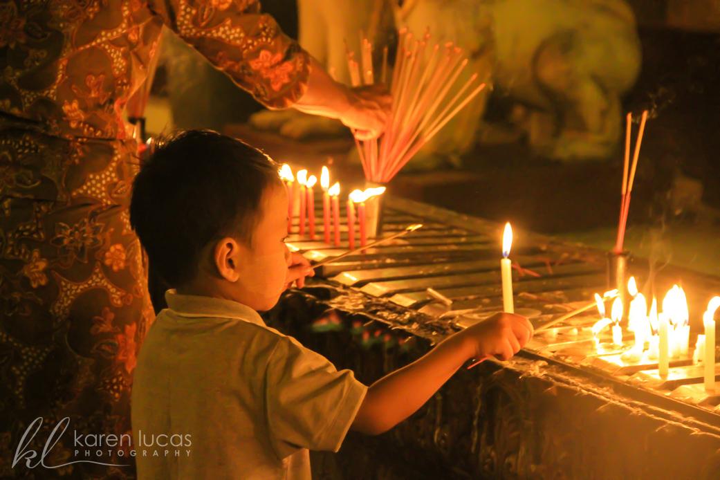 Shwedagon Pagoda by Jaya Rajkumar