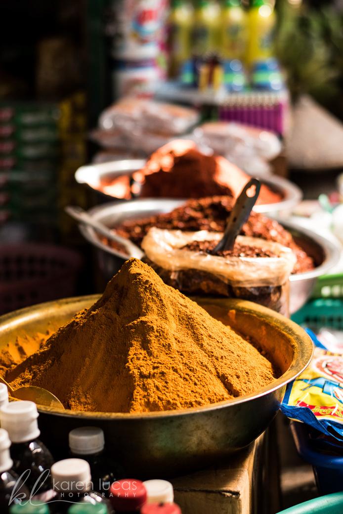 Bagan Market by Clara Luboff