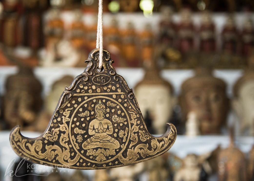Bagan Market by Ramapriya Rajagopalan