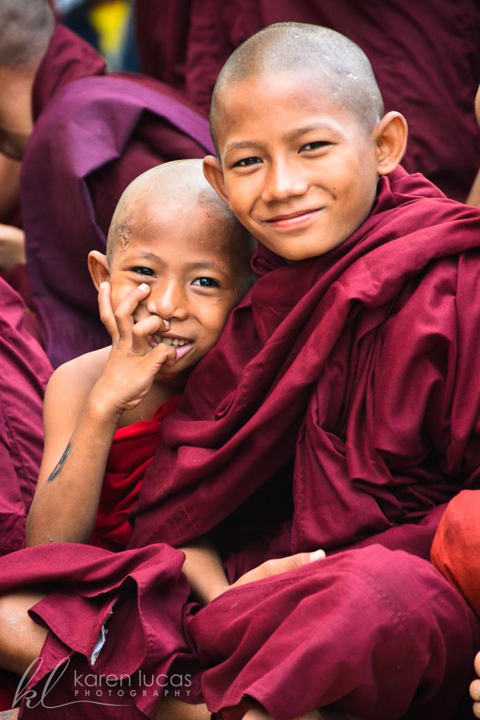 Shwezigon Pagoda Festival by Malini Wadhera