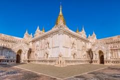 Ananda Temple by Simona Craparotta