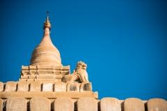 Ananda Temple by Ramapriya Rajagopalan