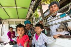 Bagan transport by Sue Miles